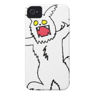 Kizzlez Rabbit iPhone 4 Case-Mate Cases