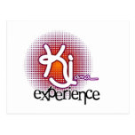 Kj experience post card