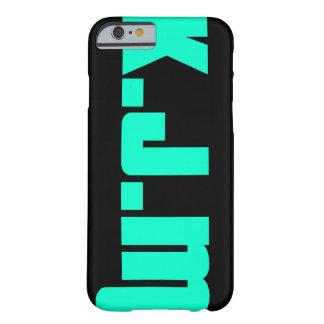 KJM 001 iPhone6 Case