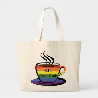 KJ's Café Club Tote Bag