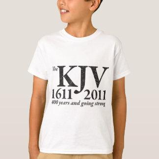 KJV Still Going Strong in black distressed T-Shirt