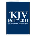 KJV Still Going Strong in white Card