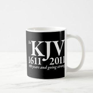 KJV Still Going Strong in white Coffee Mug