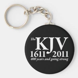 KJV Still Going Strong in white Keychain