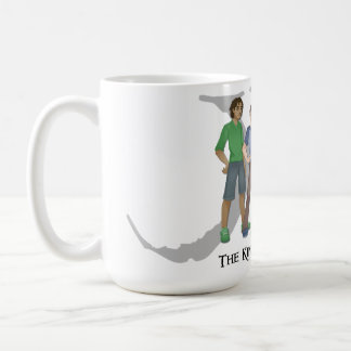 KK Character Mug1 Classic White Coffee Mug