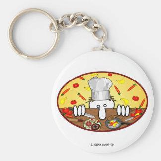 KK Chef Keychain