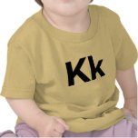 Kk Helvética Camiseta
