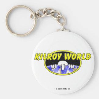 KK Logo Keychain