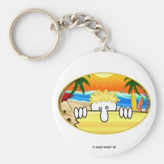KK Surfer Keychain