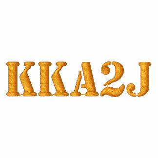 KKA2J Embroidered Shirt