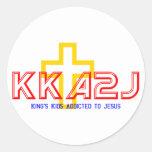 KKA2J Stickers