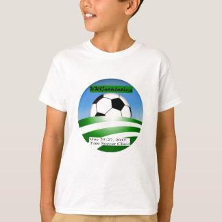 KKathletics Recreational Soccer Program T-Shirt