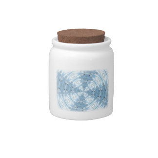 Kladescope From A Lone Seagull Apparel Candy Jar
