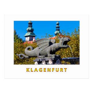 Klagenfurt 001C Postcard