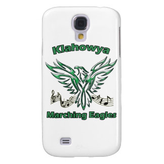 Klahowya Marching Eagle Shell for iPhone 3 Galaxy S4 Case