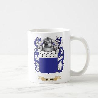 Klais Coat of Arms (Family Crest) Mug