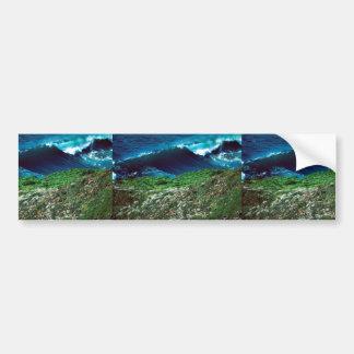 Klamath River, California Car Bumper Sticker