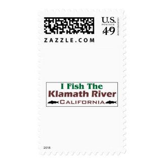 klamath River Stamps