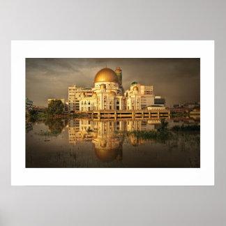 Klang Mosque Malaysia Poster