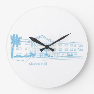 Klassen Hall Large Clock