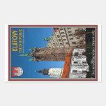 Klatovy - la torre negra rectangular altavoces