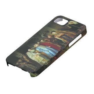 Klavdy Lebedev- Boyar Wedding iPhone 5 Cases