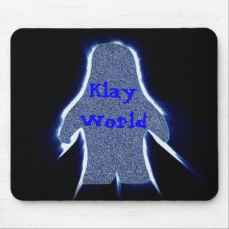 Klay World Mouse Pad