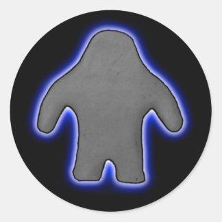 Klayman Dark Glow Stickers
