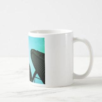 KLCC blue Coffee Mugs