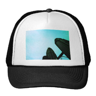 KLCC blue Mesh Hats
