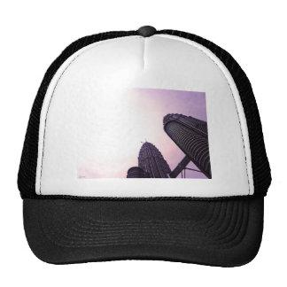 KLCC violet Mesh Hats