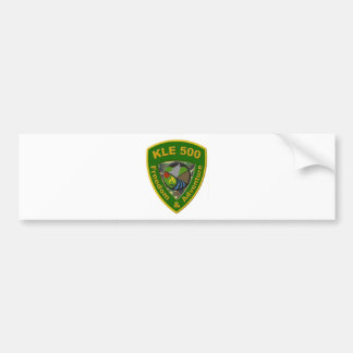 KLE 500-freedom Adventure png Bumper Stickers