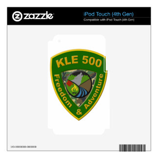 KLE 500-freedom & Adventure.png iPod Touch 4G Skins