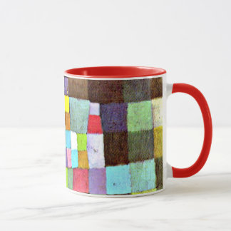 Klee -Abstraction with Reference to Flowering Tree Mug
