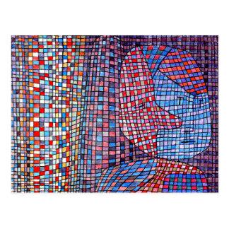 Klee - abstruso postales