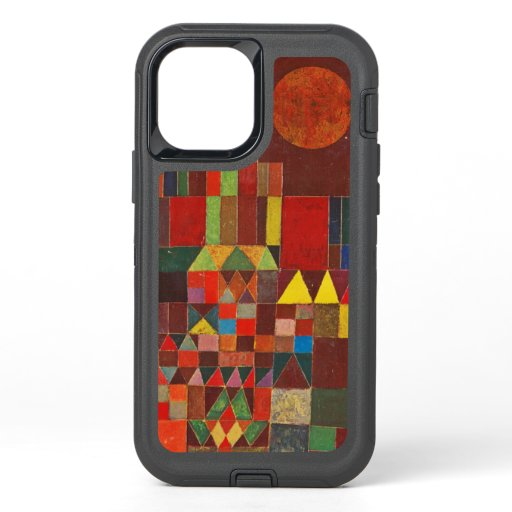 Klee - Castle and Sun OtterBox Defender iPhone 12 Case
