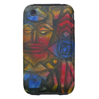 Klee - Collection of Figurines iPhone 3 Tough Cover