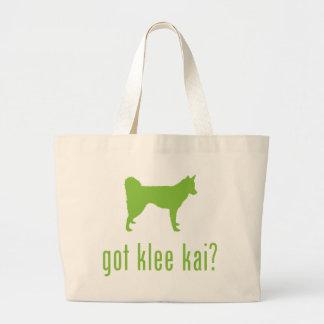 Klee de Alaska Kai Bolsa De Mano