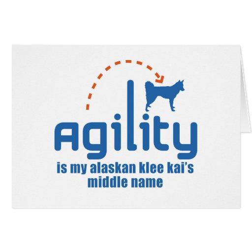 Klee de Alaska Kai Felicitacion