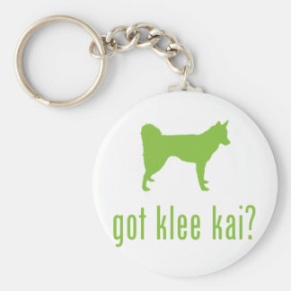 Klee de Alaska Kai Llavero Personalizado