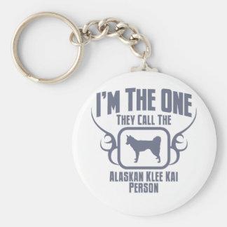 Klee de Alaska Kai Llaveros Personalizados