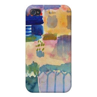 Klee - Garden in St. Germain iPhone 4 Covers