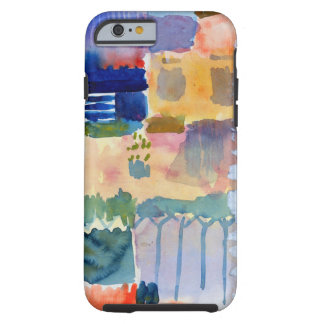 Klee - Garden in St. Germain iPhone 6 Case