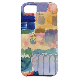 Klee - Garden in St. Germain iPhone SE/5/5s Case