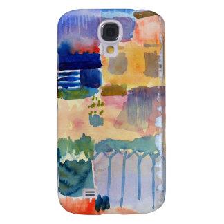 Klee - Garden in St. Germain Samsung S4 Case