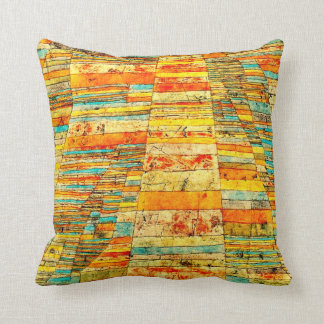 Klee - Highways and Byways Pillows