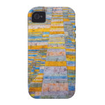 Klee - Main Path and Bypaths Vibe iPhone 4 Covers
