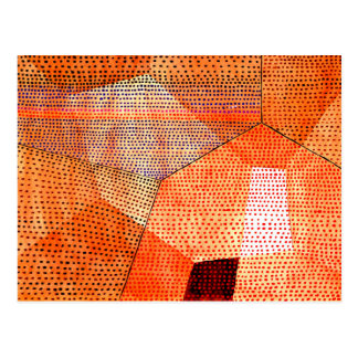 Klee - Model 106, Polyphony in Color Postcard