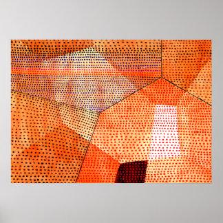Klee - modelo 106, Polyphony en color Póster