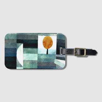 Klee - Moonlight Luggage Tag